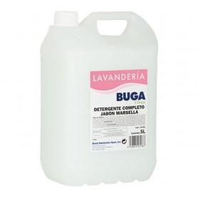 DETERGENTE LIQUIDO BUGA MARSELLA PARA ROPA 4L