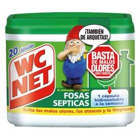 LIMPIA TUBERIAS WC NET FOSAS SEPTICAS 20 CAPSULAS 6309337