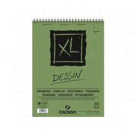BLOC DIBUJO CANSON XL DESSIN LIGERO A4 50H 160GR