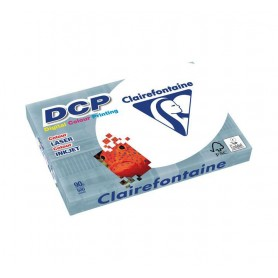 PAPEL CLAIREFONTAINE DCP A3  90GR. (500H.)