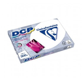 PAPEL CLAIREFONTAINE DCP A4 300g 125h