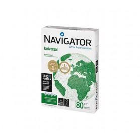 PAPEL MULTIFUNCION A4  80GR. (500H.) NAVIGATOR