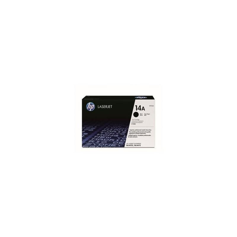 TONER LASER HP  14A (10000P.) CF214A NEGRO