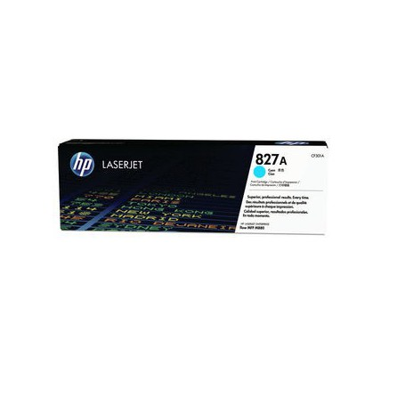 TONER LASER HP 827A (32000P.) CF301A CIAN