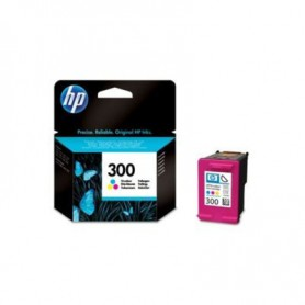 INK-JET HP 300 (165P.) CC643EE TRICOLOR