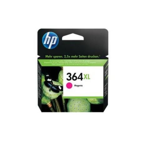 INK-JET HP 364XL (750P.) CB324EE MAGENTA ALTA CAPACIDAD