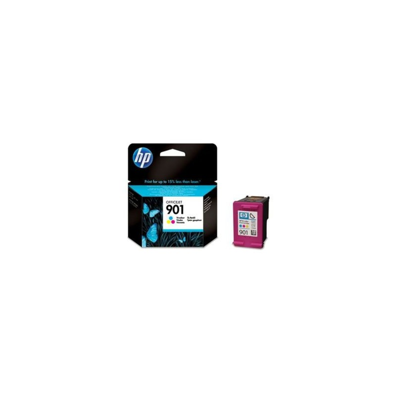 INK-JET HP 901 (360P.) CC656AE TRICOLOR