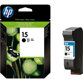 INK-JET HP  15 (500P.) C6615D NEGRO ALTA CAPACIDAD