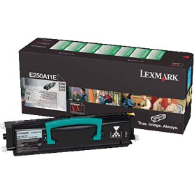 TONER LASER LEXMARK E250/E350 E250A11E (3500P.)