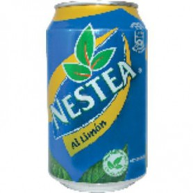 REFRESCO NESTEA LIMON LATA 330ML.