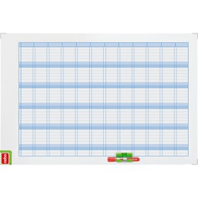 PLANNING ANUAL MAGNETICO 600x900 MM. NOBO