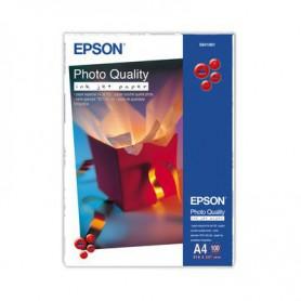 PAPEL FOTOGRAFICO EPSON A4 ESPECIAL (100H.)