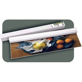 PAPEL PLOTTER ESTUCADO MATE 914MM. 45 MTS. 100GR.