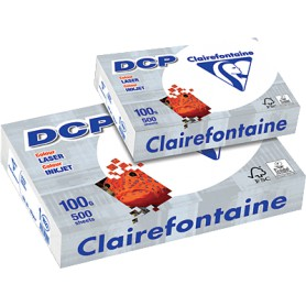 PAPEL CLAIREFONTAINE DCP A3 120GR. (250H.)