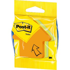 BLISTER POST-IT FORMA FLECHA 225 HOJAS 2007A