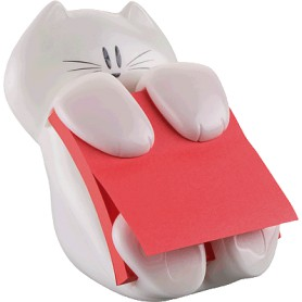 DISPENSADOR POST-IT Z-NOTES 76x76 GATO