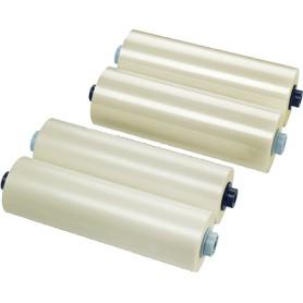 BOBINA PLASTIFICACION 305MM. 60M. 125MIC. (2U.) BR