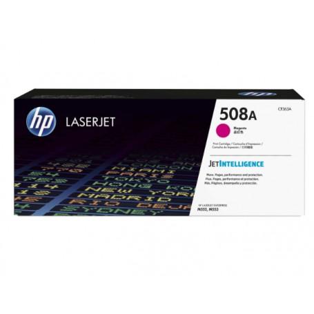 TONER LASER HP 508A (5000P.) CF363A MAGENTA