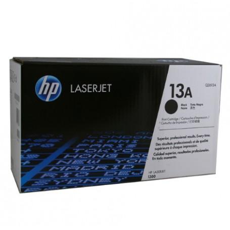 TONER LASER HP  13A (2500P.) Q2613A NEGRO
