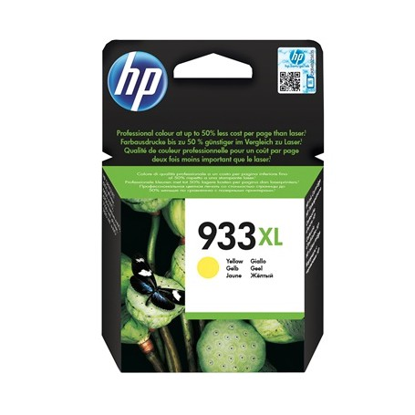 INK-JET HP 933XL (825P.) CN056AE AMARILLO