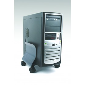SOPORTE CPU FELLOWES C/RUEDAS METALICO