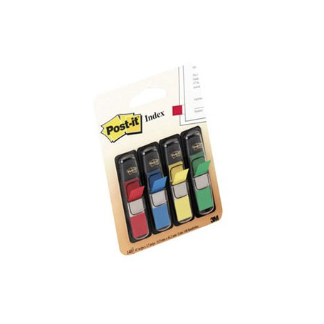 POST-IT INDEX 11,9x43,2 COLORES (4x35u.) 683-4