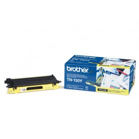 TONER LASER BROTHER TN-130Y (1500P.) AMARILLO