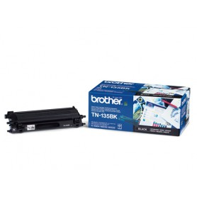 TONER LASER BROTHER TN-135BK (5000P) NEGRO ALTA C.