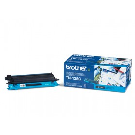 TONER LASER BROTHER TN-135C (4000P.) CIAN ALTA CAPACIDAD