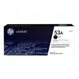 TONER LASER HP  53A (3000P) Q7553A NEGRO