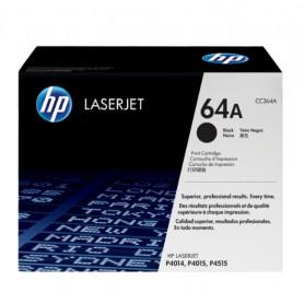 TONER LASER HP  64A (10000P.) CC364A NEGRO