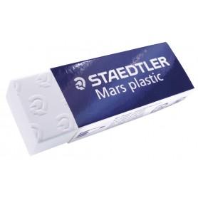 GOMA DE BORRAR STAEDTLER MARS PLASTIC 52650