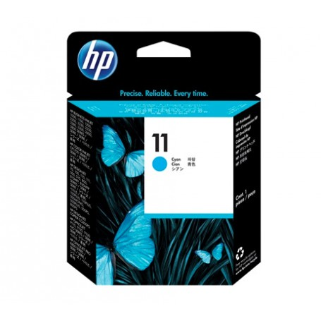 INK-JET HP Nº 11 OFFICEJET CABEZAL CIAN C4811A