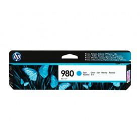 INK-JET HP 980 (6600P.) D8J07A CIAN