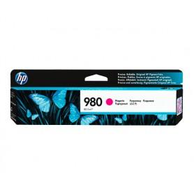 INK-JET HP 980 (6600P.) D8J08A MAGENTA