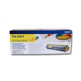 TONER LASER BROTHER TN245Y (2200P) AMARILLO