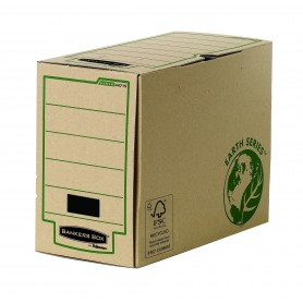 ARCHIVO DEFINITIVO CARTON Fº FELLOWES 150MM. NATUR