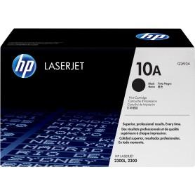 TONER LASER HP  10A (6000P.) Q2610A NEGRO