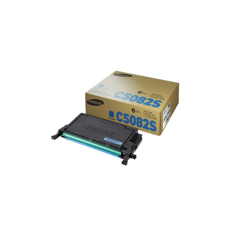 TONER LASER SAMSUNG C5082S (2000P.) CLT-C5082S/ELS CIAN
