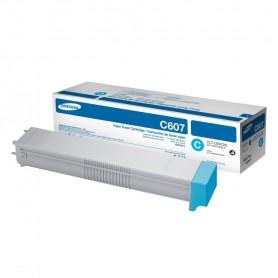 TONER LASER SAMSUNG C607 (15000P.) CLT-C6072S/ELS CIAN