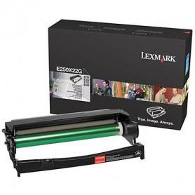 TAMBOR LASER LEXMARK E250X22G (30000P.) NEGRO