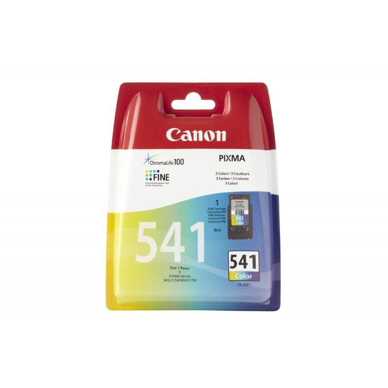 INK-JET CANON 541 (180P.) CL-541 TRICOLOR 5227B005