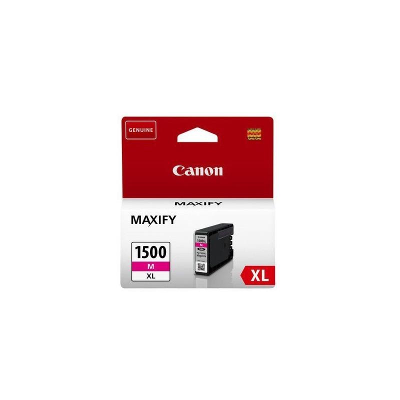 INK-JET CANON 1500XL (780P.) PGI-1500XL MAGENTA 9194B001AA