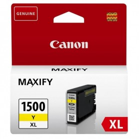INK-JET CANON 1500XL (935P.) PGI-1500XL AMARILLO 9195B001AA