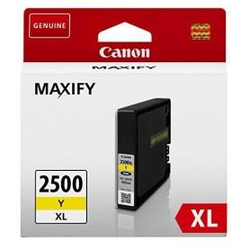 INK-JET CANON 2500XL (1520P.) PGI-2500XL AMARILLO 9267B001AA