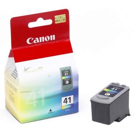 INK-JET CANON  41 (300P.) CL-41 TRICOLOR 0617B001