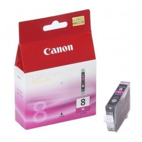 INK-JET CANON   8 (420P.) CLI-8M MAGENTA 0622B001