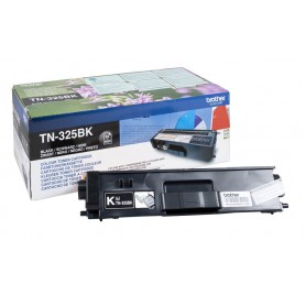 TONER LASER BROTHER TN325BK (4000P.) NEGRO