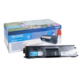 TONER LASER BROTHER TN325C (3500P.) CIAN