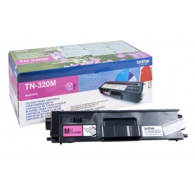 TONER LASER BROTHER TN320M (1500P.) MAGENTA